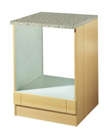 k chen unterschrank varel 2 t rig 100 cm breit buche k che varel buche. Black Bedroom Furniture Sets. Home Design Ideas