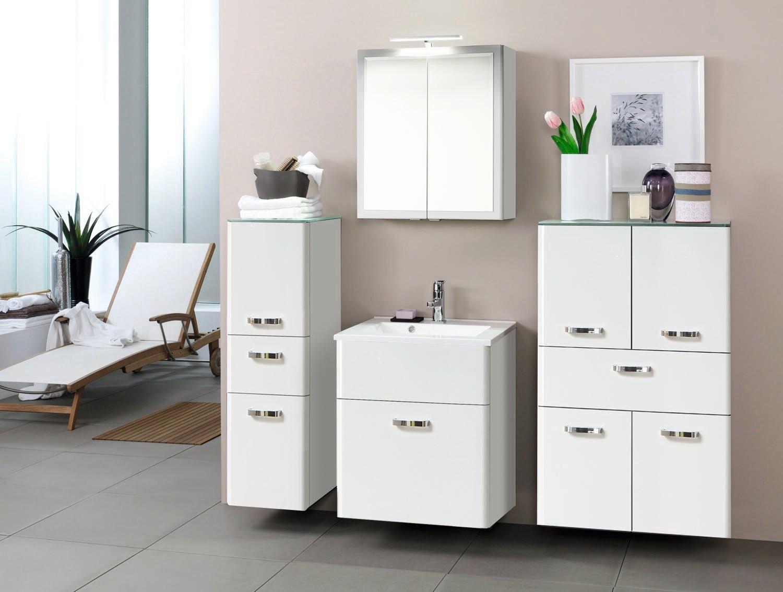 bad midischrank phoenix 2 t rig 1 schublade 35 cm. Black Bedroom Furniture Sets. Home Design Ideas