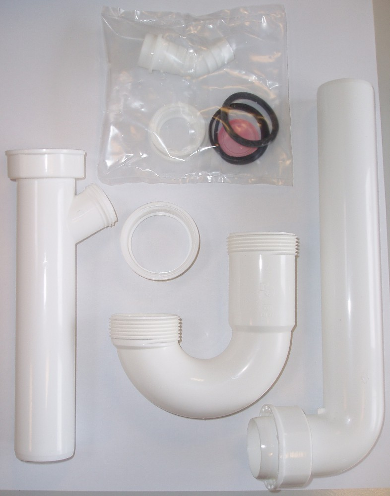 k chen sp lenschrank mit siphon 2 t rig breite 80 cm tiefe 50 cm wei k che sp lenschr nke. Black Bedroom Furniture Sets. Home Design Ideas