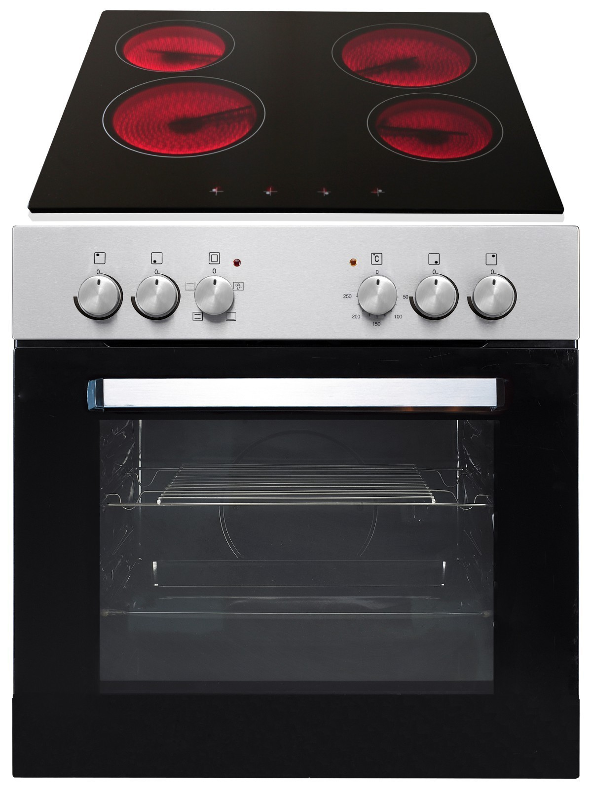 küchenzeile boston - küche mit e-geräten - breite 210 cm ... - Küche 210 Cm