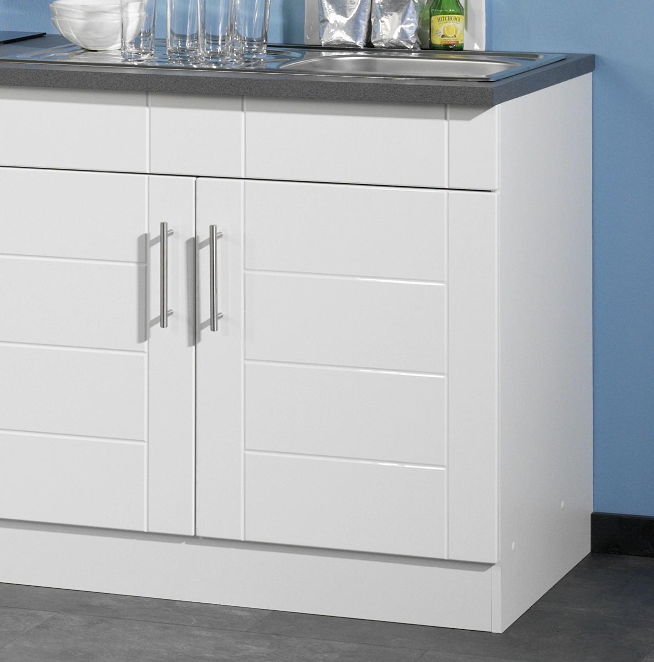 küchenzeile nevada - küche mit e-geräten - breite 210 cm ... - Küche 210 Cm