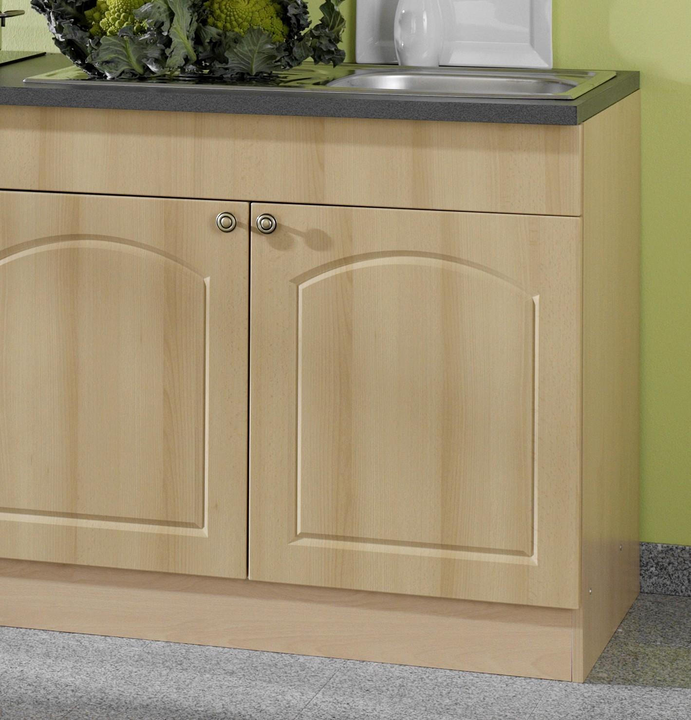 Küchenzeile Boston ~ küchenzeile boston küche mit e geräten breite 210 cm