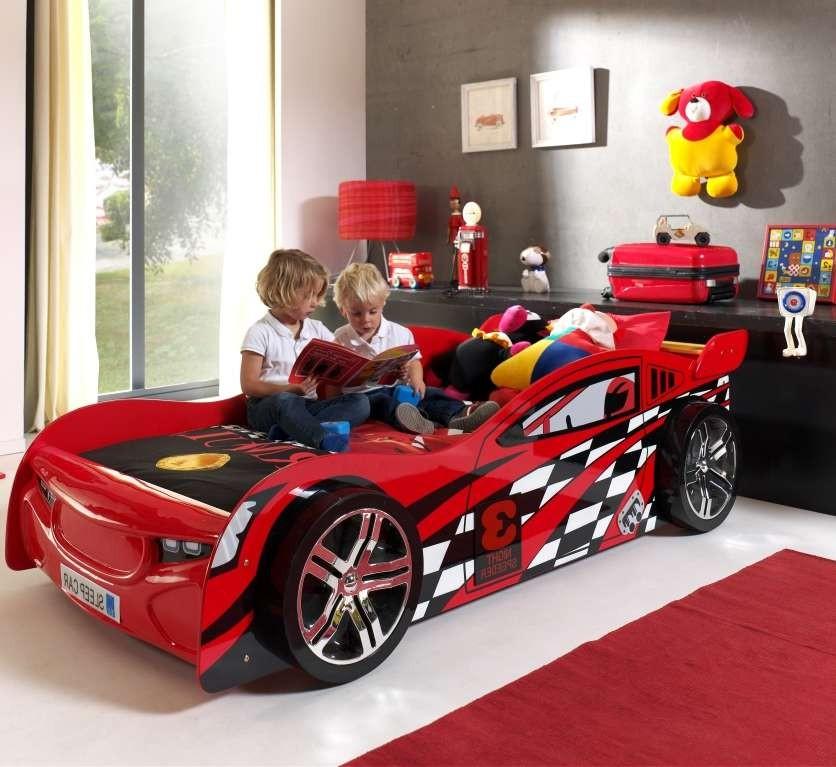 neu kinderbett night speeder autobett rennautobett mit. Black Bedroom Furniture Sets. Home Design Ideas