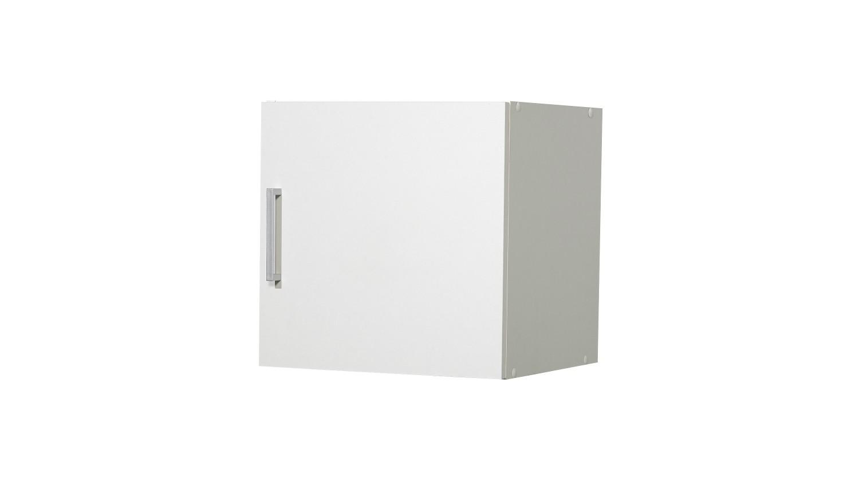 aufsatzschrank ronny mehrzweckschrank system 1 t rig 40 cm breit wei wohnen. Black Bedroom Furniture Sets. Home Design Ideas