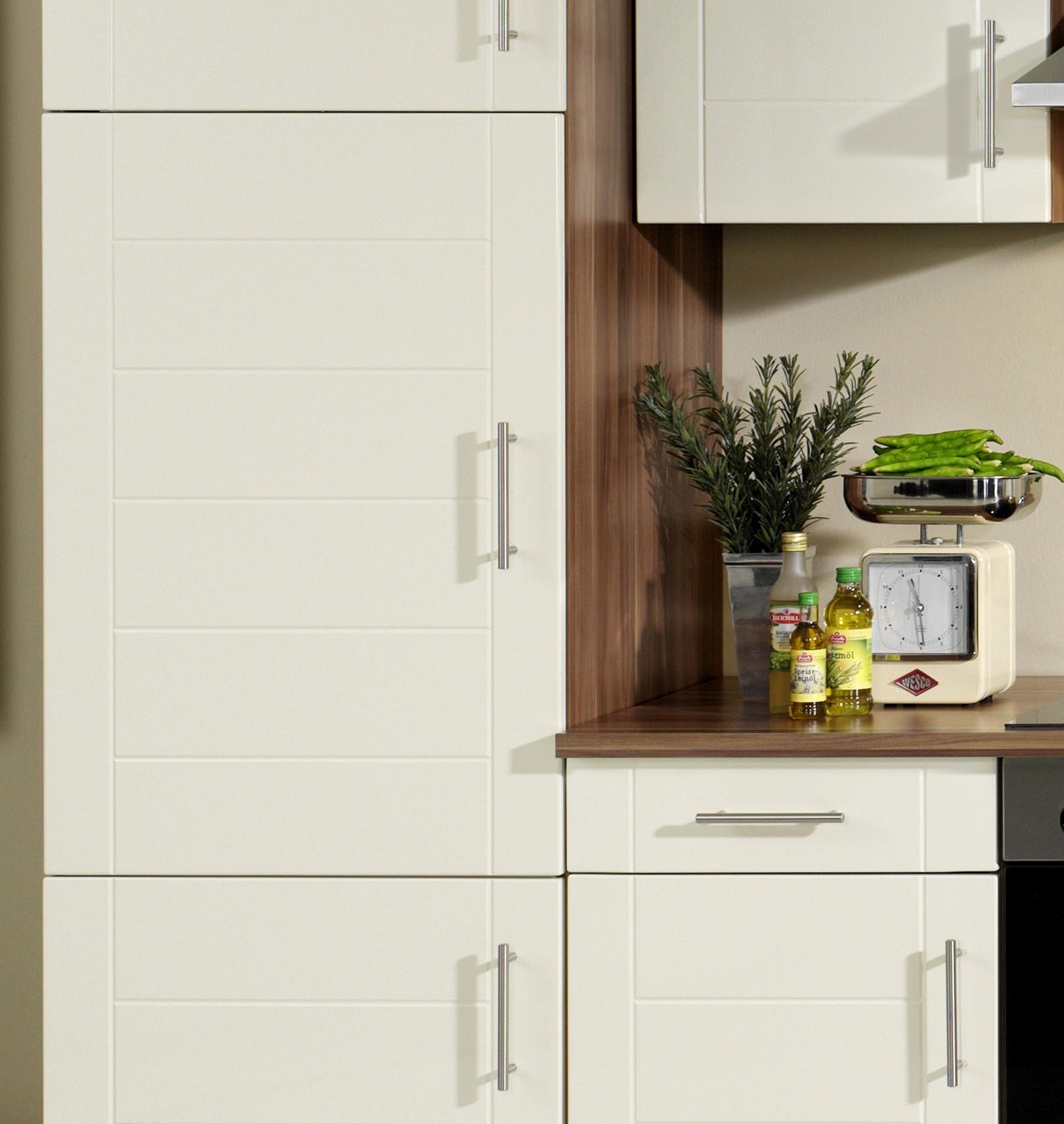 Küchenzeile NEVADA Küchen Leerblock Breite 280 cm