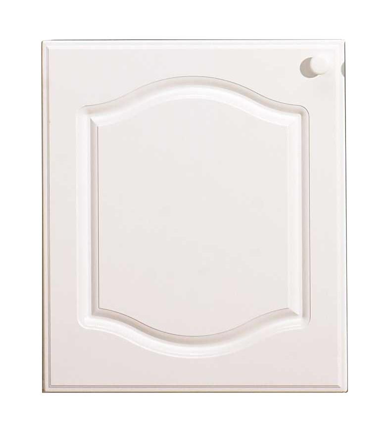 Küchen-Unterschrank LIST - 2-türig - 100 cm breit - Weiß Küche ... | {Küchenunterschrank weiß 50}