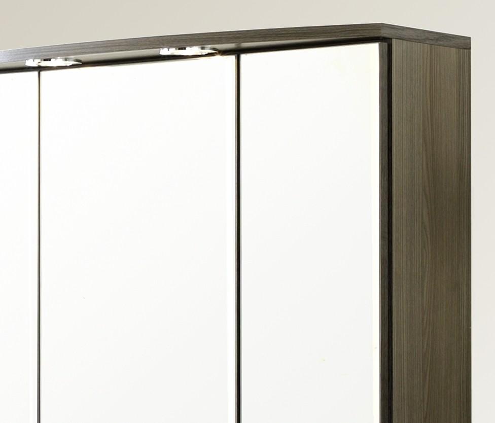 bad spiegelschrank marinello 3 t rig 70 cm breit. Black Bedroom Furniture Sets. Home Design Ideas