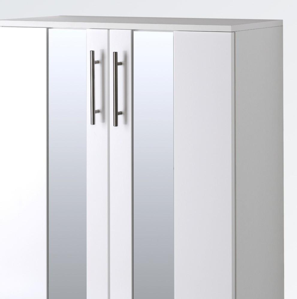 Neu badezimmer midischrank miami midi highboard for Badezimmer 70 cm