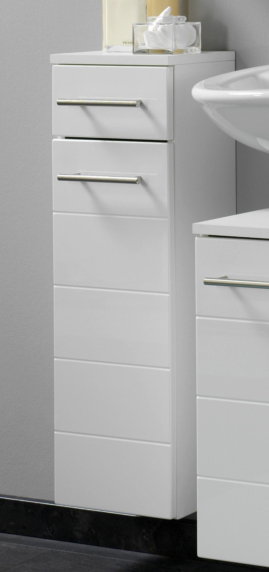 neu badezimmer unterschrank rimini badschrank badezimmerschrank weiss ebay. Black Bedroom Furniture Sets. Home Design Ideas